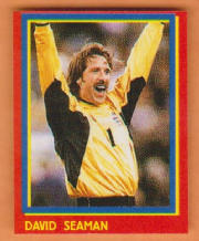 Arsenal David Seaman England (R)